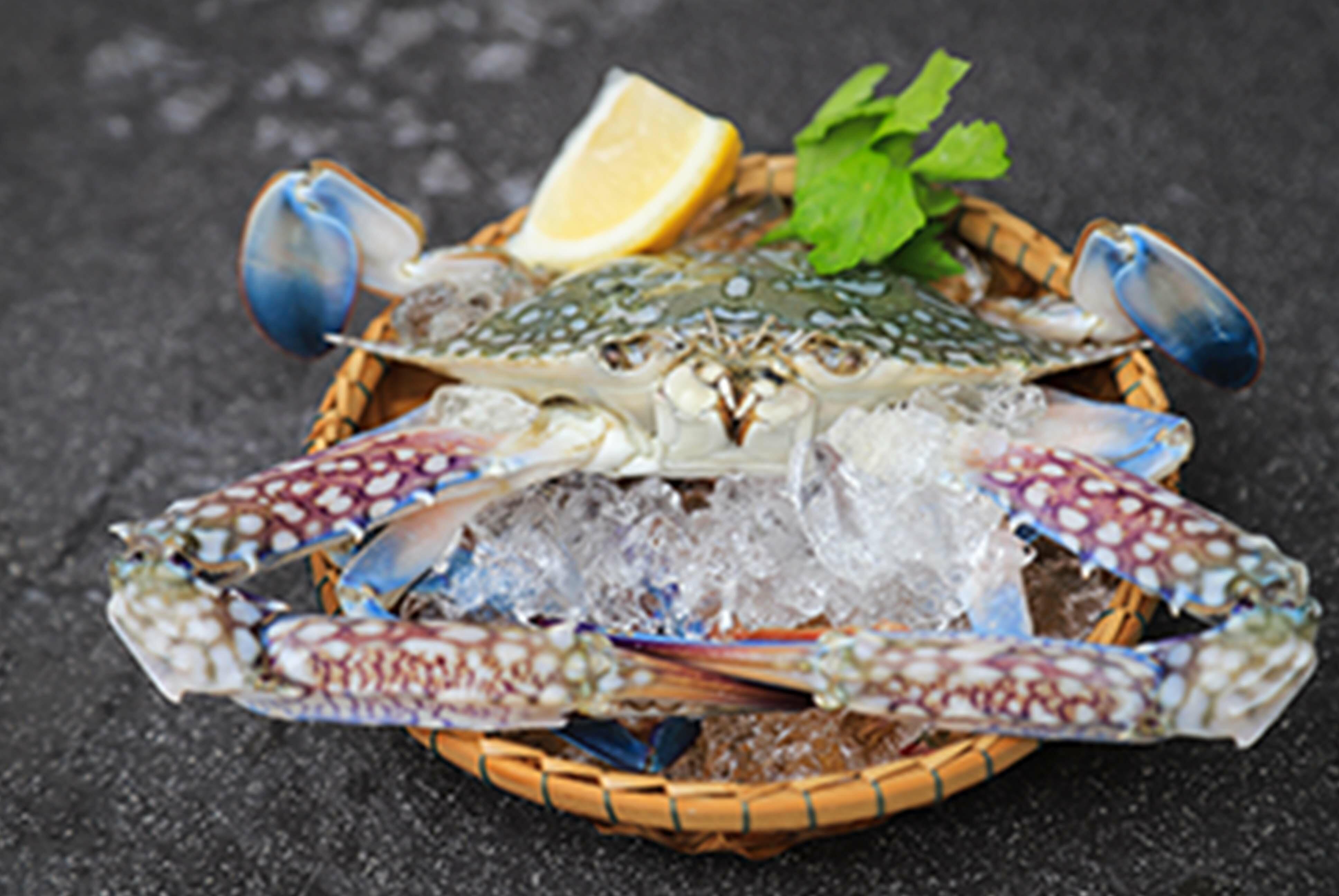 Blue Crabs - Peetha